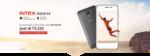 Shopclues Exclusive - Intex Aqua E4 with 4G VoLTE