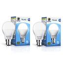 Wipro 9W Pack of 2 LED Bulbs