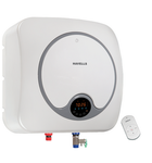 Havells quatro-digital (GHWEQDTWG025) 25 L Storage Geyser (White & Grey) discount offer