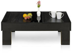 Royal Oak Daffodil Coffee Table with Dark Finish || Royal Oak Metro TV Stand (Wengy) discount offer