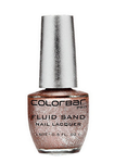 Colorbar Fluid Sand Love Boat Nail Enamel 15 ml