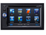 Blaupunkt San Diego 530 Navigation Enabled Double Din Car Audio Player