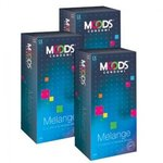 Moods Melange Condoms (12 Pcs) (Pack of 3)