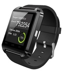 Bingo U8 Smart Watch - Black