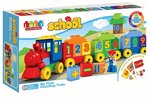 Saffire My First Counting Train Building Blocks-45 Pieces