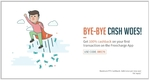 Get 100% Cashback on your First Transaction on the Freecharge App