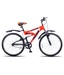 Hero Octane 26T Mercury Single Speed Adult Cycle - Red