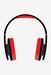Portronics Quads POR 132 Headphone with Mic (Black & Red)