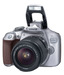 Canon EOS 1300D with 18 - 55 mm Lens Silver