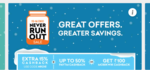 Grofers Never run Out Sale | 15% cashback upto 500 (12 - 16 December)