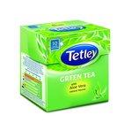 Tetley Green Tea, Aloevera, 10 Tea Bags