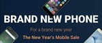 Flipkart New Year Mobile Sale