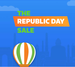 Flipkart Republic Day Sale Offers 2017 | 24-26 Jan + Get 10% Off on Citi Credit Cards