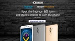 SPOT THE HONOR 6X CONTEST