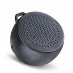 Envent LiveFree 320 Water Resistant Bluetooth Speaker, black