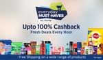 Get sports gear for 50% cashback from Paytm