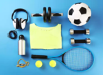 Sports & Fitness Products 30-70% Off