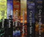 The Mortal Instruments Paperback – Box set - by Cassandra Clare