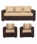 Gioteak Sofia Fabric 3+1+1 Sofa Set