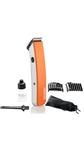 Nova NHT 1045/00 Cordless Trimmer For Men (Orange)