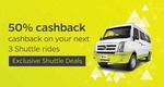 Ola Cabs- Several Offers - Chennai Pricing Communication – 13th to 19th February 2017