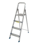 Dolphin Aluminium Folding Ladder Pro 3 Steps