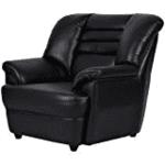 FabHomeDecor Boston Single Seater Sofa