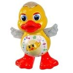 Sunshine Dancing Duck With Music, Flashing Lights and Real Dancing Action