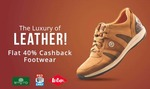 Woodland, Lee Cooper, Red Chief - Flat 40% Cashback