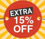 Upto 80% Off + Extra 15% Off on Kitchen & Dining Ware