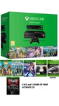 Microsoft Xbox One 500 GB Console With Kinect - 6 Games Value Bundle@29990