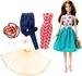 Flipkart - Barbie Fashion Mix 'N Match Doll DJW59 - 55% OFF @Rs. 576 (Mrp. 1,299)