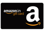 5% Cashback on purchase of Amazon Email Gift Cards*. Max cashback up to Rs. 250.