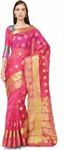 Divastri Embellished Fashion Art Silk Saree @ Flipkart