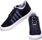Kacey Sneakers (Black) for Rs 399 @ 73% off on MRP 1499