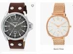 40% - 50% Off on Armani Exchange, SKGen, Michael Chors, Diesel Watches