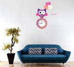 Upto 74% Off - Syga Analog Wall Clock With Sticker