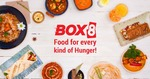 50% off on first order @ Box8 with Paytm   Min: 250
