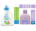Johnson's Baby Laundry Detergent - Active Clean (1L) + Johnson's Bedtime Bath 200ml Free +free shipping