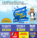 Travel sale - 15% discount on flights, 30% on hotels | 23-28 Feb