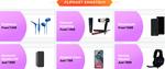 Kotak 811 : Flat 50% CB upto 250 on Any Flipkart SmartBuy product