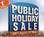4 days BIGBAZAAR public holiday sale... (Online deal only for mumbaikars)