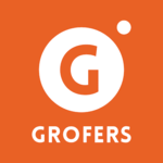 Grofers : 50% cashback on selected catalog (Selected cities)