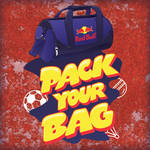 Get Free 2 Redbull Red Edition Energy drink by playing Pack Your Bag game