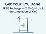 Paytm - 200 Cashback on Completion of KYC  (Working for Old KYC Users Also ! )