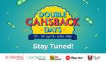 Paytm Double Cashback Days 17th-19th April 6-9 PM - Get Double Cashback on top brands vouchers