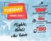 EaseMyTrip April end Sale : Get flat Rs.550 Off on Domestic flights & Rs.1250 Off on International flights