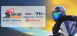 DROOM:Helmet at Rs 79 (Sale Starts at 11 AM)
