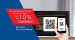 Payzapp offers for May - 25 cashback on recharge, 25% on BINGO merchants, 10% on olamoney