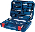 Bosch All-in-One Metal 108 Piece Hand Tool Kit  (108 Tools) 4.3 ★ 611 Ratings & 101 Reviews